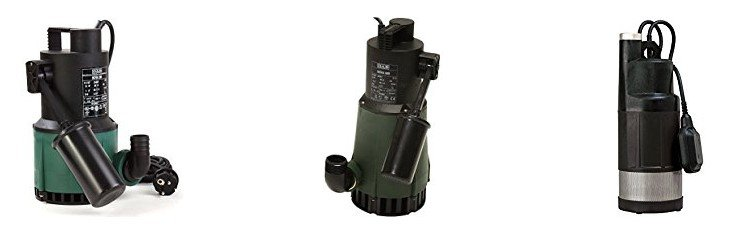 bombas sumergibles DAB en oferta