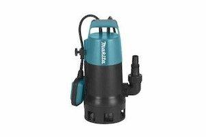 bomba sumergible de agua makita pf 1010
